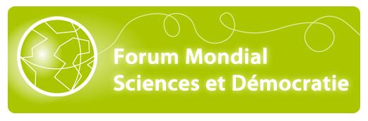 Logo Forum Mondial Sciences et Démocratie (FMSD)