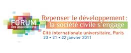 Repenser le développement : la société civile s'engage