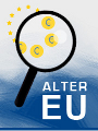 Logo ALTER-EU