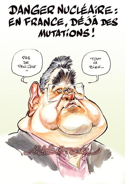 La France nucléaire, allègre ment.