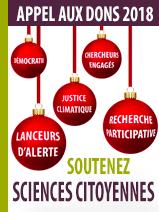 Appel aux dons 2018