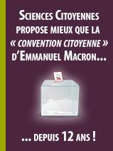 Lettre ouverte au Président de la République Emmanuel Macron